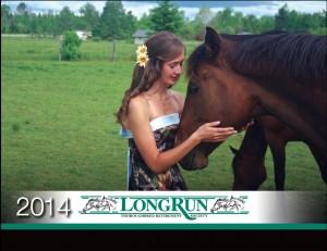 LongRun 2014 Calendar Cover
