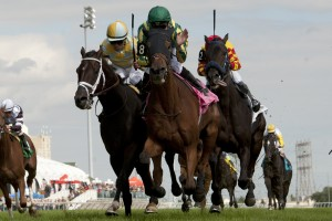 Sheikhzayedroad - G1 Northern Dancer Turf Stakes Michael Burns Photo