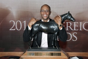 2014 Outstanding Jockey Patrick Husbands, WEG/michael burns photo