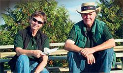 Lois and RJ Bennett