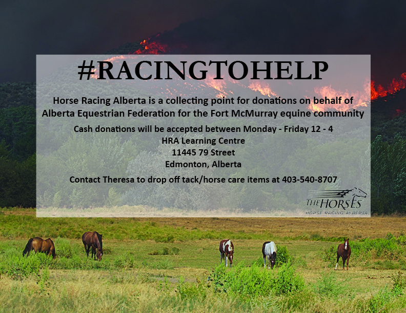 Racing To Help Poster